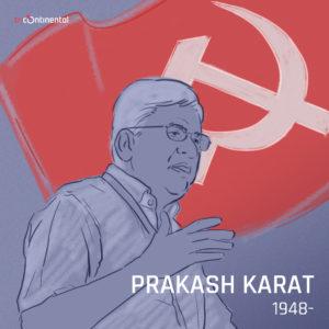 Grafik Prakash Karat