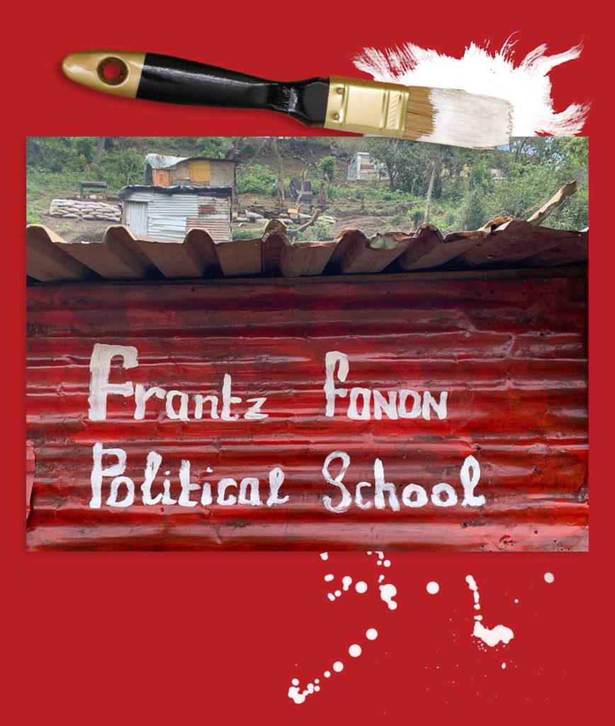 Photo of The Frantz Fanon Political School